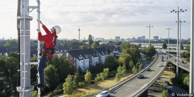 Informationen zum tatsächlichen 5G- Netzausbau in Deutschland